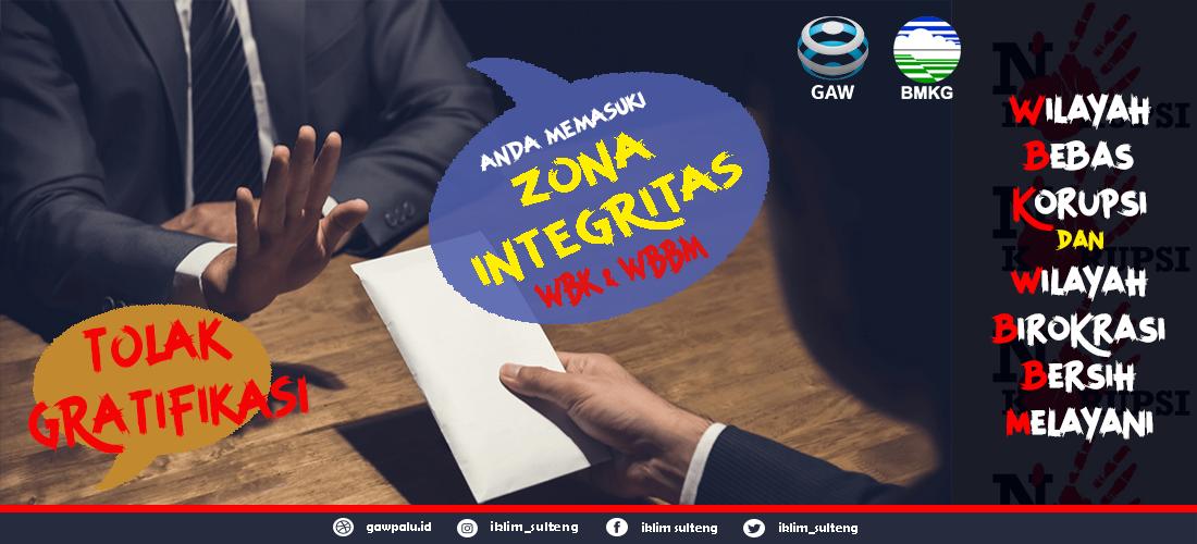 Zona Integritas Wilayah Bebas Korupsi